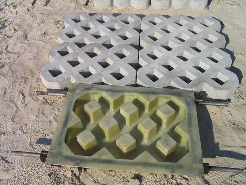 Деревянные формы для тротуарной плитки своими руками